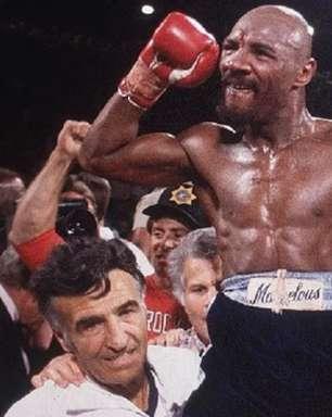 Ex-campeão mundial e Hall da Fama do Boxe, Marvin 'Marvelous' Hagler morre aos 66 anos; confira