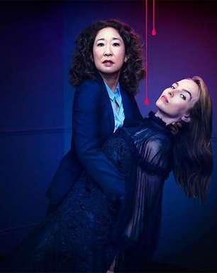 Série 'Killing Eve' vai acabar na 4ª temporada