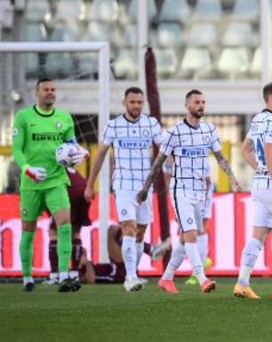Handanovic, goleiro da Inter de Milão, testa positivo para Covid-19