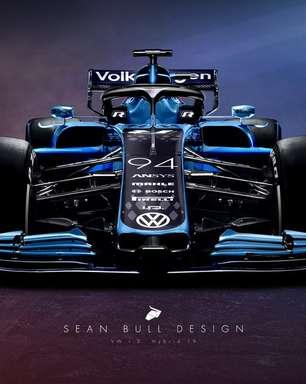 Como a Fórmula 1 poderia interessar à Volkswagen