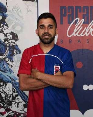 Lucas Abreu foca em sequência positiva com o Paraná e grande ano no clube