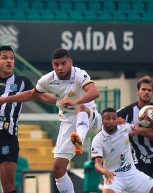 Figueirense e Criciúma ficam no empate em jogo do Campeonato Catarinense