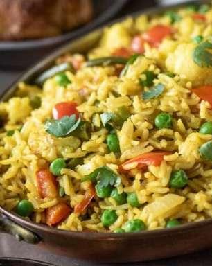 Arroz Indiano: Receita Prática e Saborosa com Especiarias