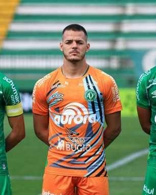 João Paulo comemora boa fase na Chapecoense