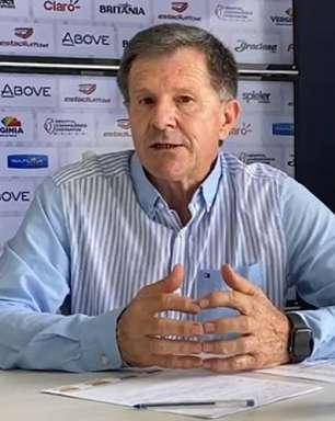 Sérgio Molletta, presidente do Paraná, é diagnosticado com Covid-19