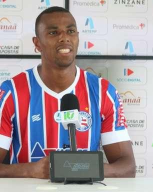 Luiz Otávio rescinde com a Chapecoense e se apresenta no Bahia