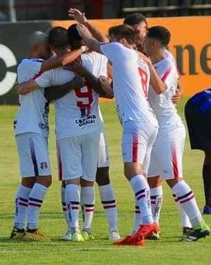 Santa Cruz se impõe e se classifica com goleada para segunda fase da Copa do Brasil