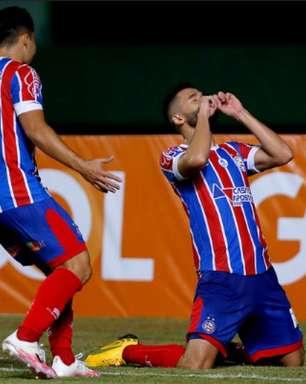 Bahia realiza último treino antes de encarar o Altos-PI