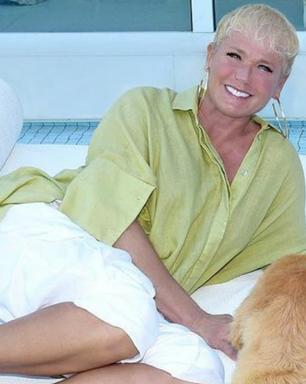 Niver: Xuxa dá lição de estilo do comfy ao 'tênis feio'