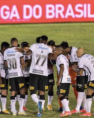 Nos pênaltis, Corinthians bate Retrô na Copa do Brasil