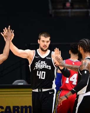 Com bela atuação coletiva, Clippers bate Sixers