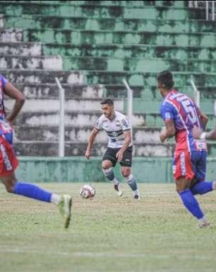 No 'jogo dos dois dias', Coritiba vence o Cascavel CR em Arapongas