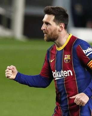 Messi chega ao último dia de contrato com Barcelona