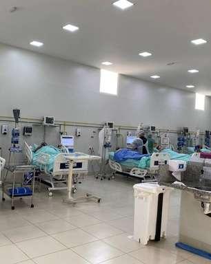 Famílias compram oxigênio e tratam paciente em casa