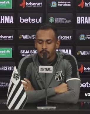 """CEARÁ: Lima exalta reforços que chegaram no Vozão e brinca: """"O Guto vai ter que quebrar a cabeça"""""""