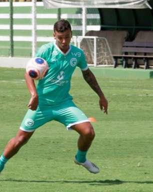 Popó pode fazer estreia no Goiás nesta quarta-feira