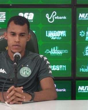 Na zaga, Guarani ainda não renovou com Romércio e observa jogador do futebol catarinense