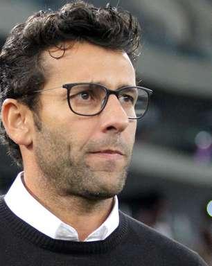 Cuiabá acerta com Alberto Valentim como novo técnico