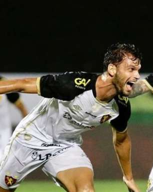 Copa do Nordeste: Com gol nos acréscimos, Sport vence e elimina o Santa Cruz