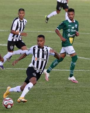 Atlético-MG cai para a Caldense e pode perder a liderança