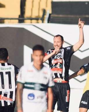 Com gol de Schumacher, Operário-PR vence o Coritiba e sobe na classificação
