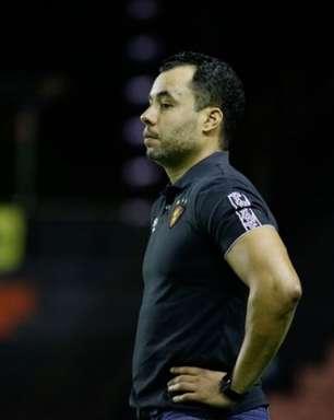 Caiu! Após goleada, Jair Ventura é demitido do comando do Sport