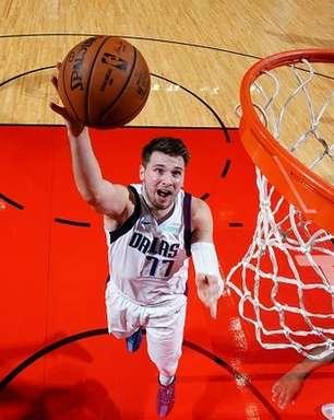 Jrue Holiday e Luka Doncic são os melhores da semana na NBA