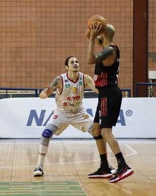Em ótima fase no NBB, líder Flamengo bate Caxias do Sul