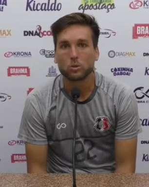 SANTA CRUZ: Karl ressalta que time ainda está em evolução e cita treinos para modificar estágio atual da equipe