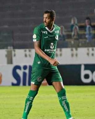 Goiás não quer liberar David Duarte para o Fluminense