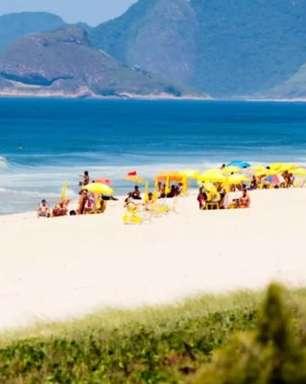 RJ: fiscalização encerra festa de swing clandestina em praia