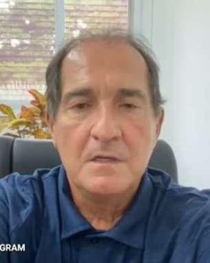 NÁUTICO: Parabéns! Muricy Ramalho manda mensagem no aniversário de 120 anos do clube