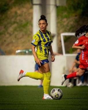 Rafa Sudré fala sobre seu retorno ao campo após se lesionar e projeta reta final do Campeonato Português feminino