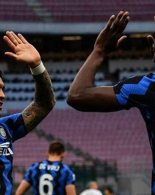Dupla Lu-La funciona, Inter vence o Sassuolo em jogo atrasado e abre 11 pontos na liderança do Italiano