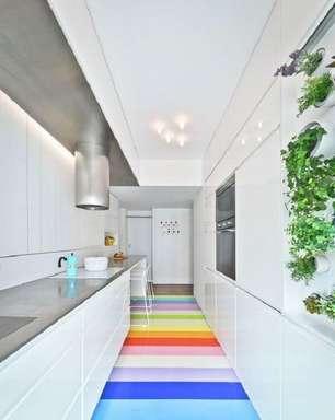 Piso Colorido: +50 Projetos e Dicas de Como Usá-lo no Ambiente