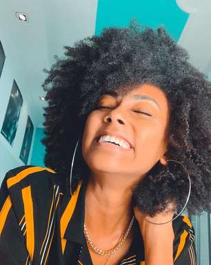"""BBB: """"Quando aceitei meu cabelo, me aceitei"""", diz top negra"""