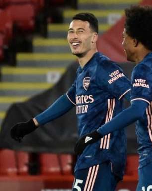 Gabriel Martinelli marca, e Arsenal vence o Sheffield United pelo Campeonato Inglês