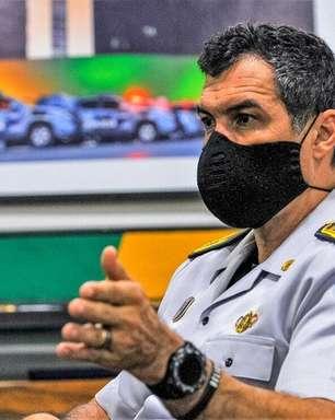 Concurso PM DF: 'precisamos recompor os quadros', diz novo comandante
