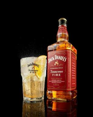 Como fazer o novo drinque JackFire & Ginger