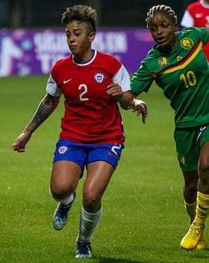 Chile e China conquistam últimas vagas do futebol feminino dos Jogos de Tóquio