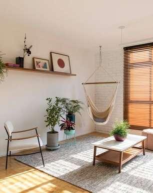 Rede Cadeira: +48 Modelos Confortáveis e Dicas de Como Usar na Decoração
