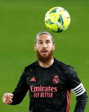 Sergio Ramos se lesiona novamente e vira problema para Real