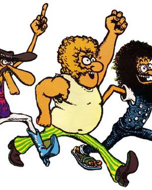 Freak Brothers: Clássica HQ underground vai virar série animada