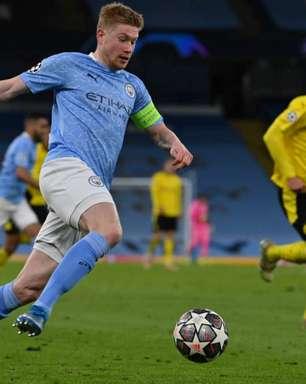 Dortmund x Manchester City: onde assistir e as prováveis escalações