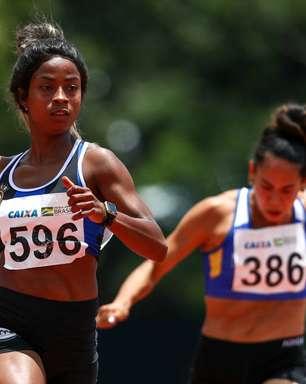 Destaques do atletismo brasileiro se preparam para Jogos Olímpicos