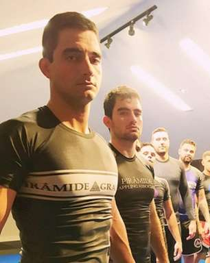 Líder da Pirâmide Grappling projeta equipe forte no Sul Americano de Jiu-Jitsu: 'Vamos chegar no auge'