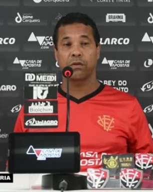 """COPA DO NORDESTE: Rodrigo Chagas defende a utilização do VAR: """"Fica mais fácil pro árbitro não errar"""""""