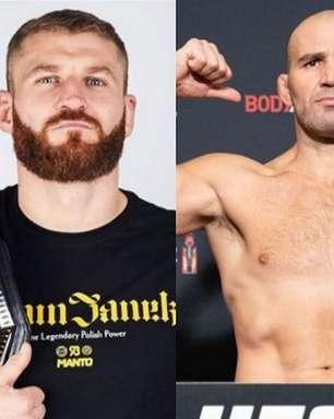 Dana confirma Glover como próximo desafiante do campeão Blachowicz