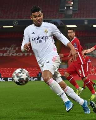 Eleito melhor em campo, Casemiro comemora classificação do Real Madrid na Champions: 'Jogamos para vencer'