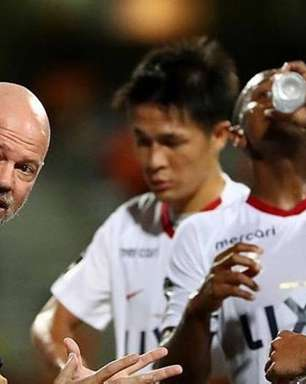 Ex-treinador do Bragantino, Antônio Carlos Zago é demitido do Kashima Antlers